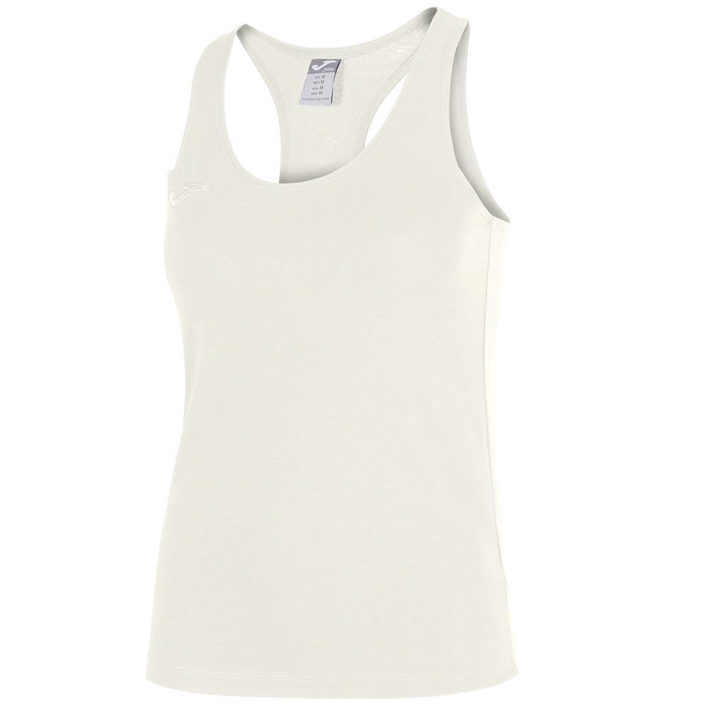 Joma Combi Cotton Sleeveless XS White