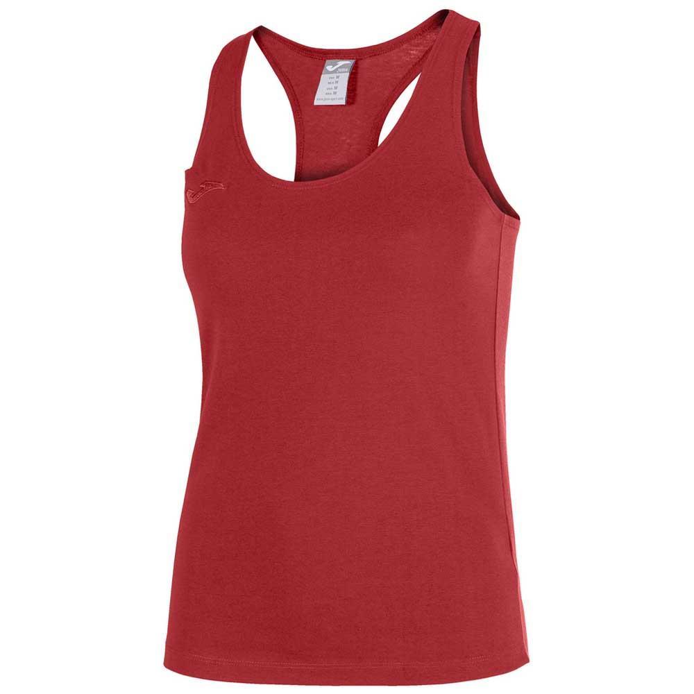 Joma Combi Cotton Sleeveless XS Red