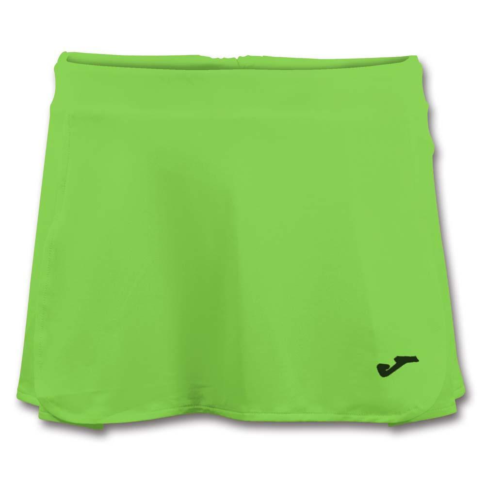 Joma Open Ii Jupe L Green Fluor
