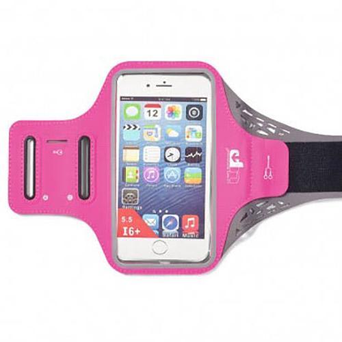 Ultimate Performance Ridgeway Phone Holder Armband One Size Pink