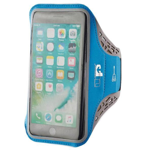 Ultimate Performance Ridgeway Phone Holder Armband One Size Blue