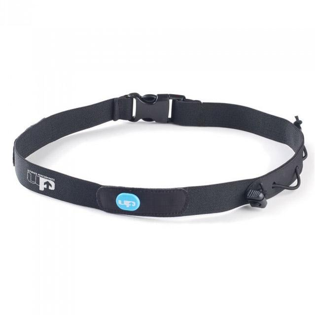 Ultimate Performance Magnetic Race Belt One Size Black