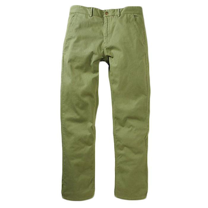 Huf Fulton Chino Pants 30 Military Avocado