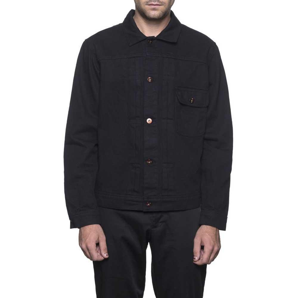 Huf Type 1 Twill XL Black