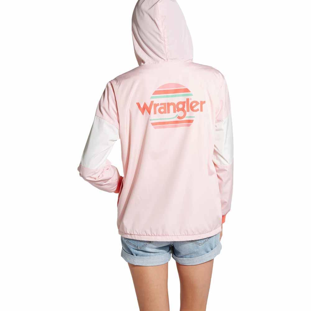 wrangler-retro-windbreaker-m-rose-shadow