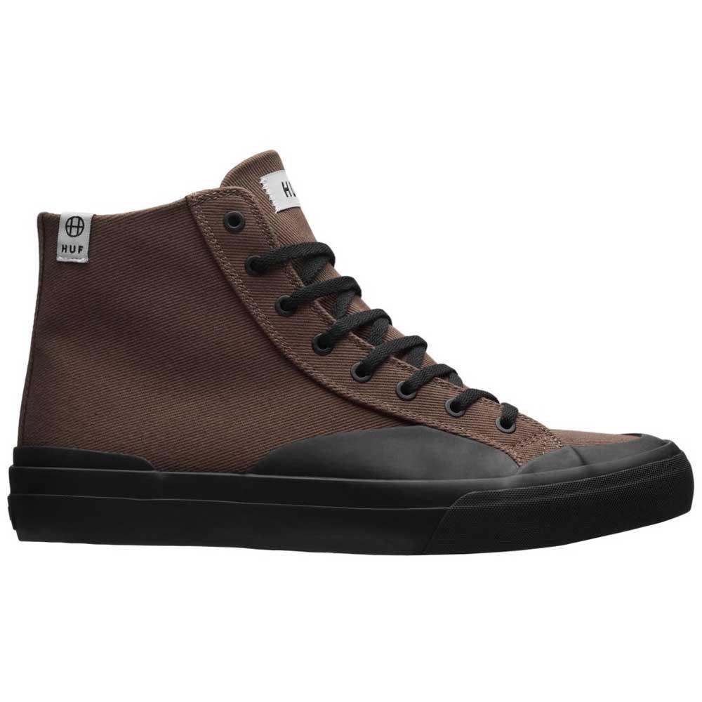 Huf Classic Hi Ess Tx EU 41 Brown / Black