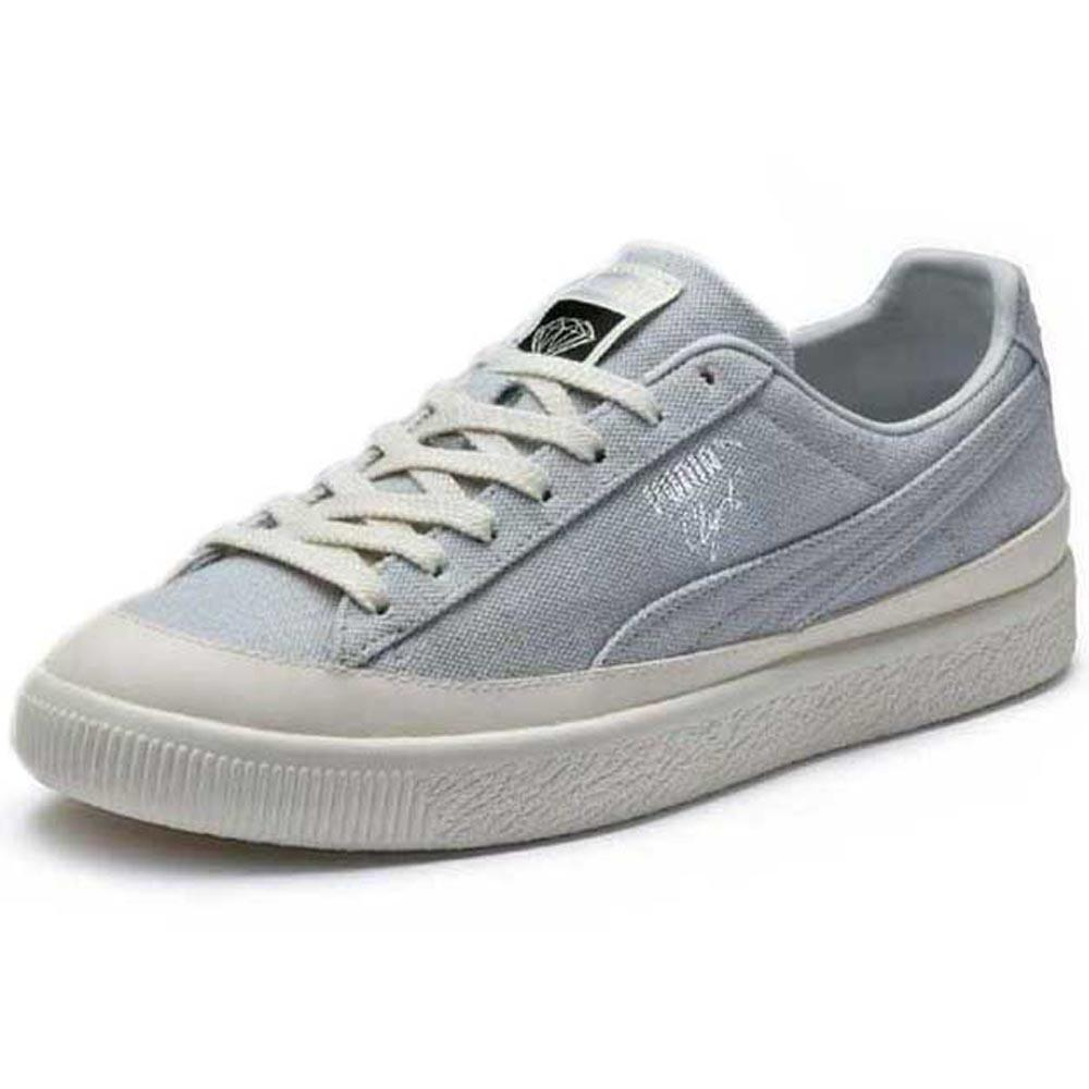 Puma Select Clyde Diamond EU 40 1/2 Glacier Gray / Glacier Gray