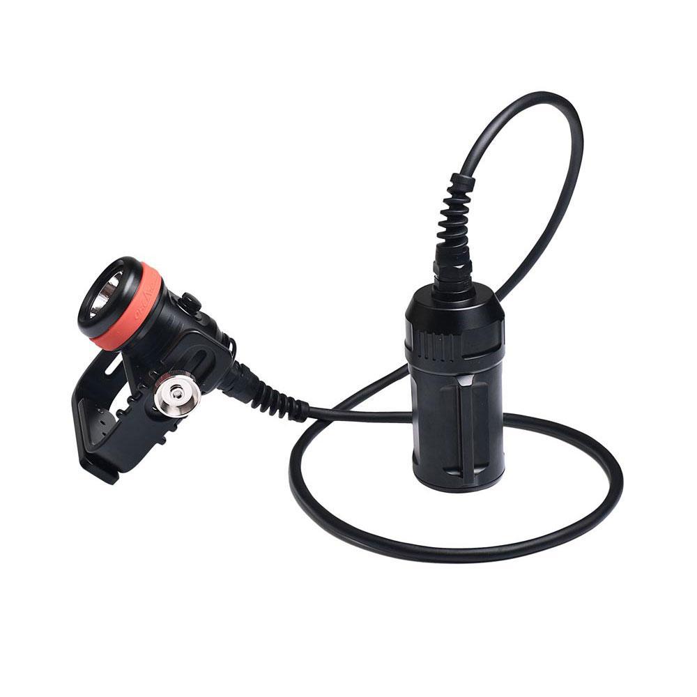 Orcatorch D620 2700 Lumens Black Beleuchtung D620