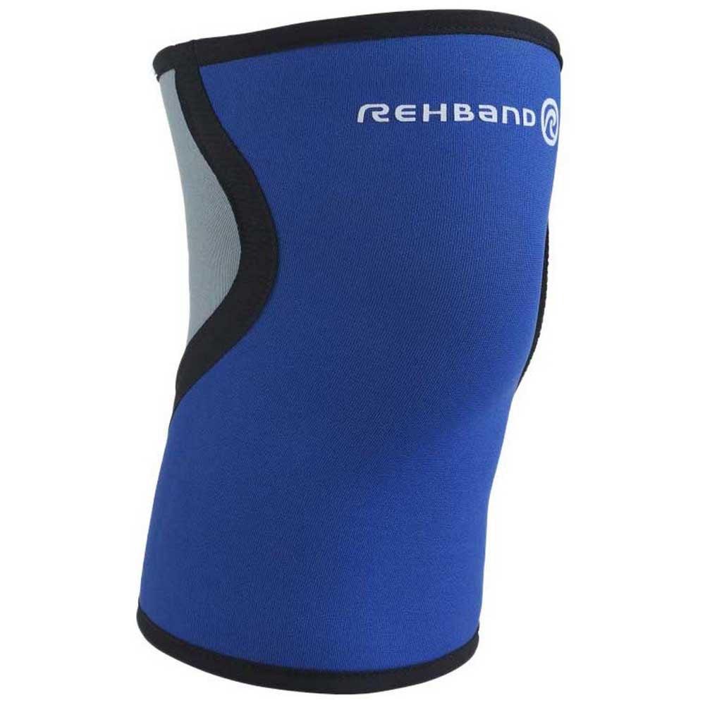 Rehband Qd Knee Sleeve 3 Mm XS Blue
