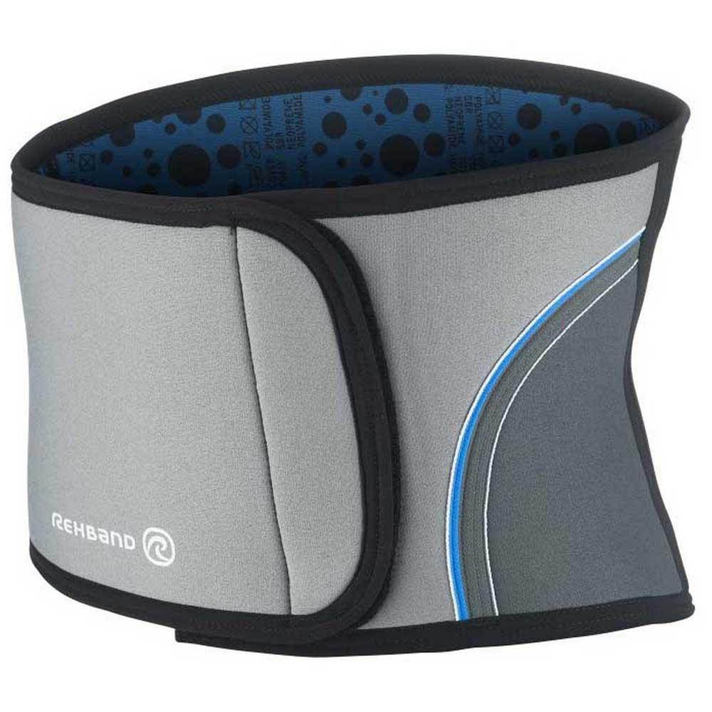 Rehband Qd Back Support 5 Mm S Grey