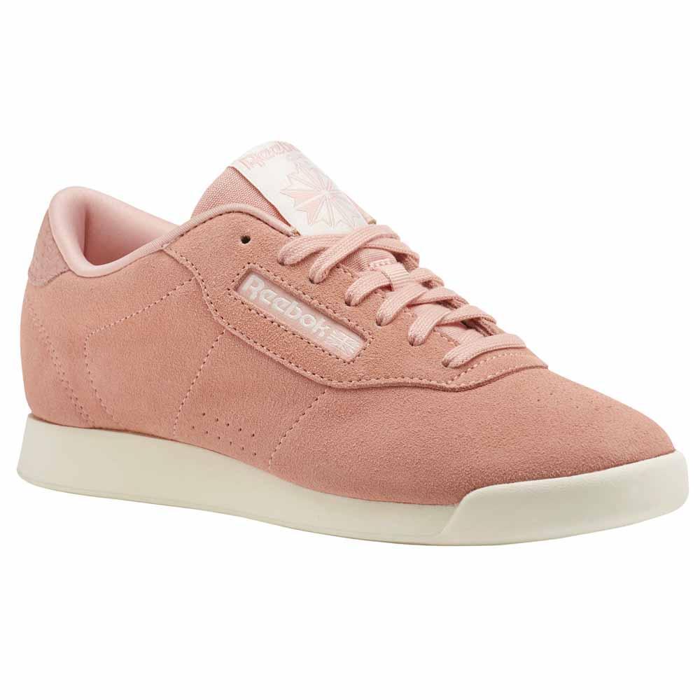 Los zapatos más populares para hombres y mujeres Reebok Classics Princess Woven Emb