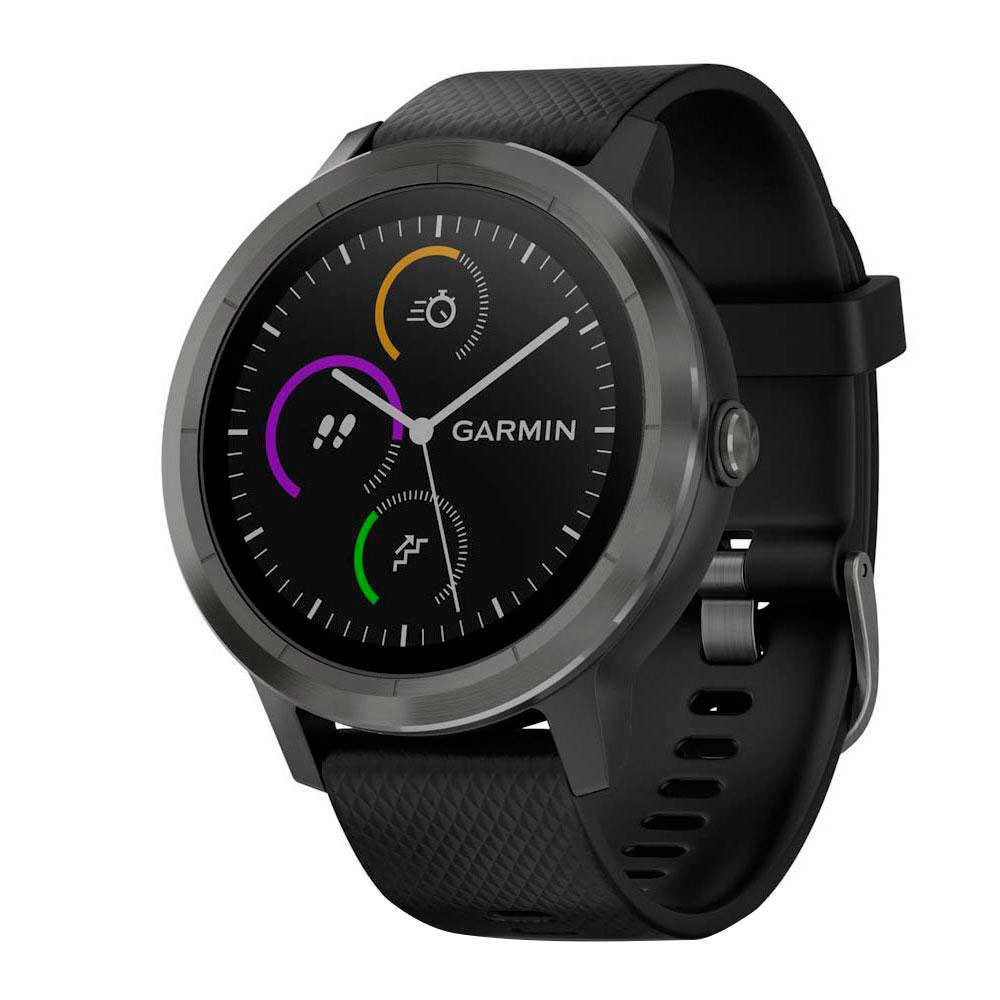 Garmin Vivoactive 3 One Size Grey / Black
