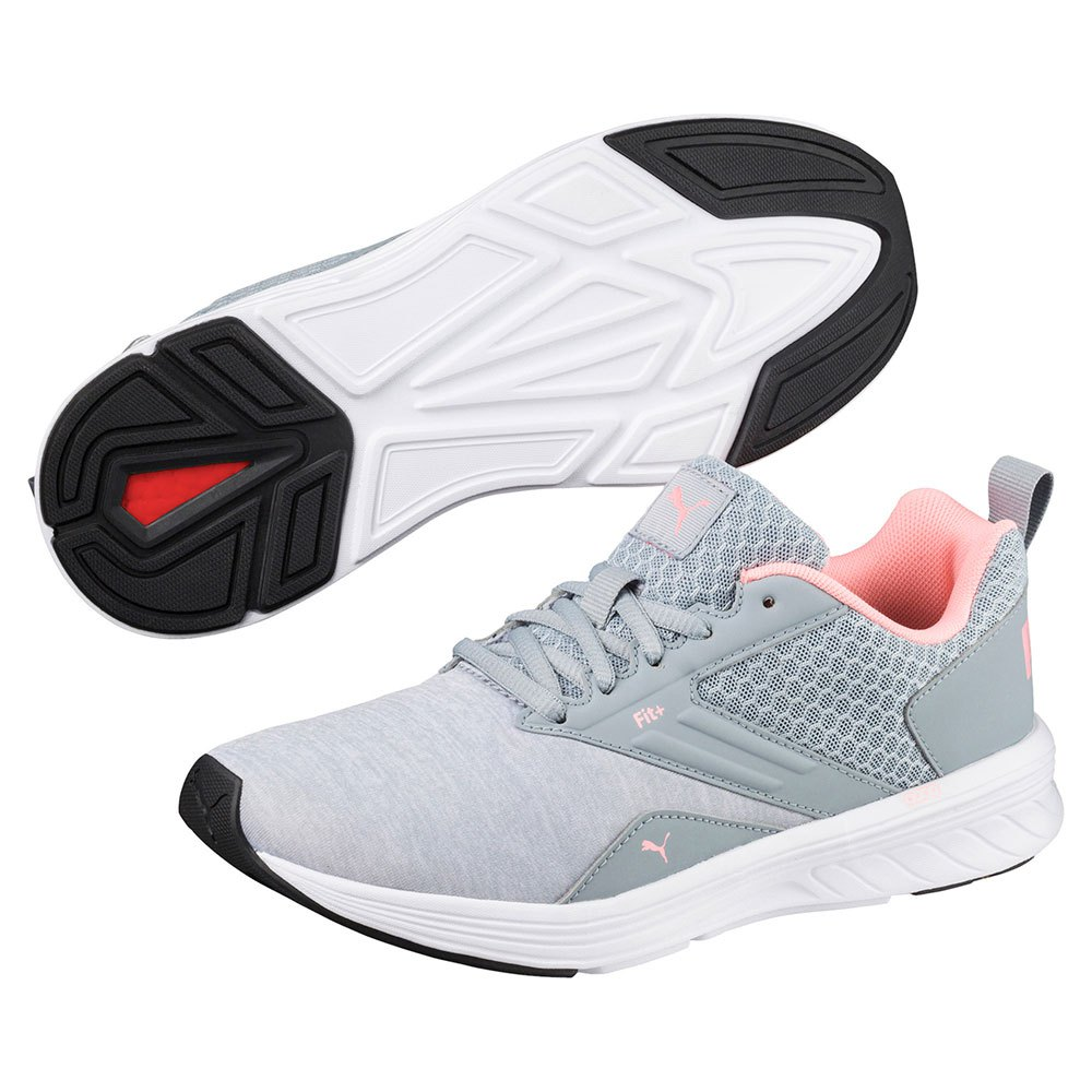 Puma Nrgy Comet EU 37 Quarry / Soft Fluo Peach