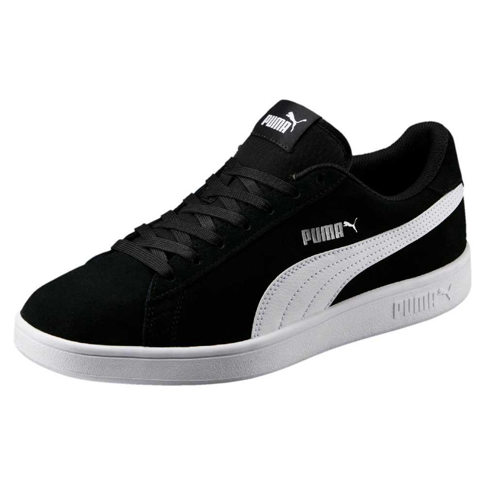 Dettagli su Puma Smash V2 Nero T35587 Sneakers Uomo Nero , Sneakers Puma , moda