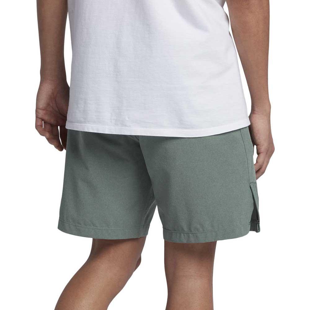 Hurley-Alpha-Plus-Trainer-2-18-5-Gris-T10865-Pantalons-Homme-Gris-Pantalons miniature 8