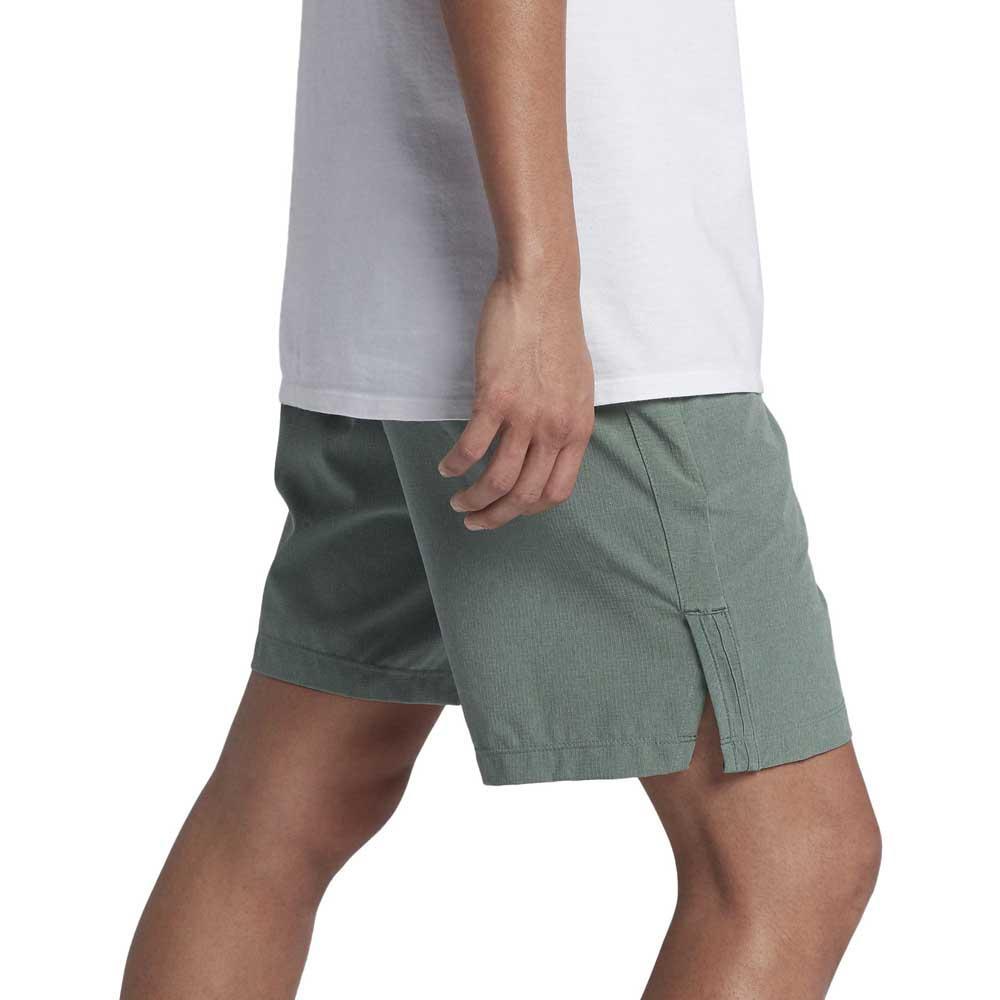 Hurley-Alpha-Plus-Trainer-2-18-5-Gris-T10865-Pantalons-Homme-Gris-Pantalons miniature 9