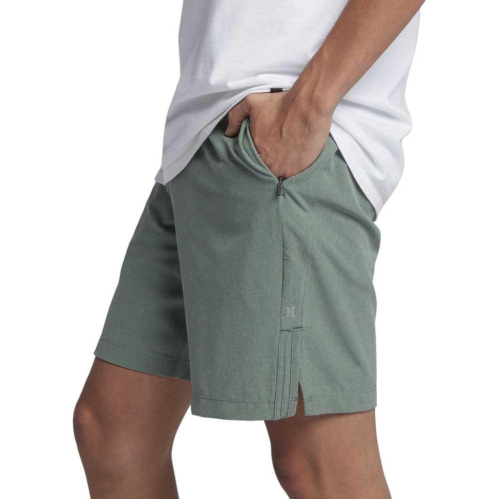 Hurley-Alpha-Plus-Trainer-2-18-5-Gris-T10865-Pantalons-Homme-Gris-Pantalons miniature 10
