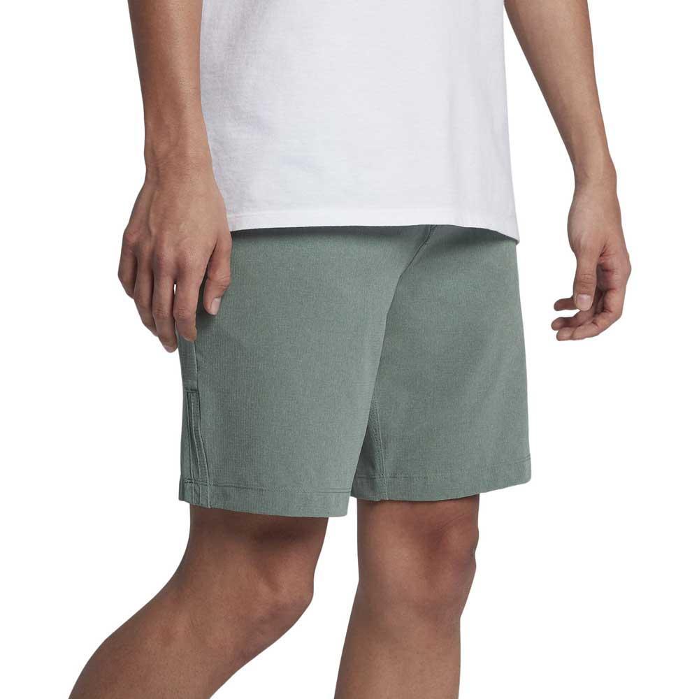 Hurley-Alpha-Plus-Trainer-2-18-5-Gris-T10865-Pantalons-Homme-Gris-Pantalons miniature 11