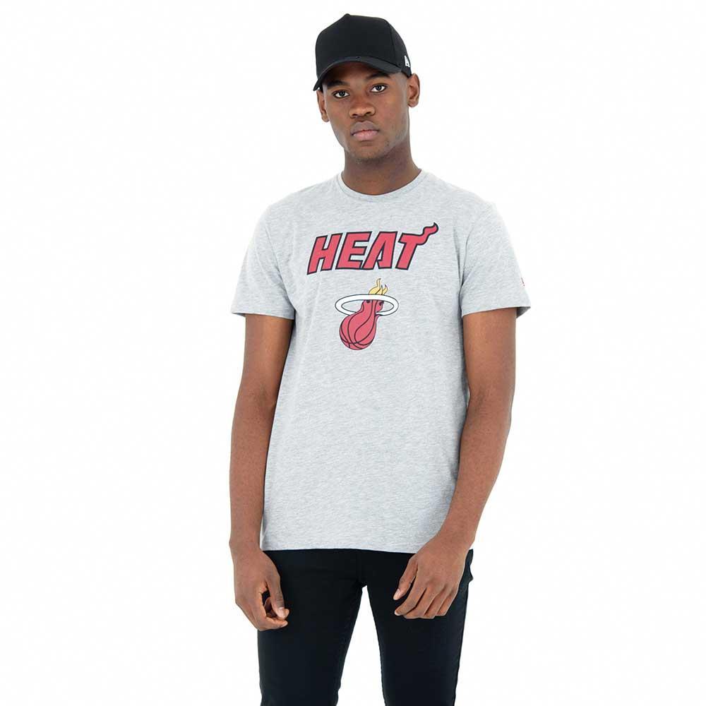 New Era Team Logo Miami Heat XXS Grey