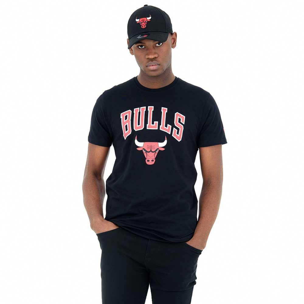 New Era Team Logo Chicago Bulls XL Black