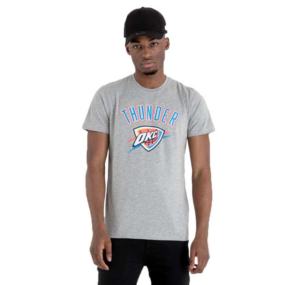 New Era Team Logo Oklahoma City Thunder XXL Grey