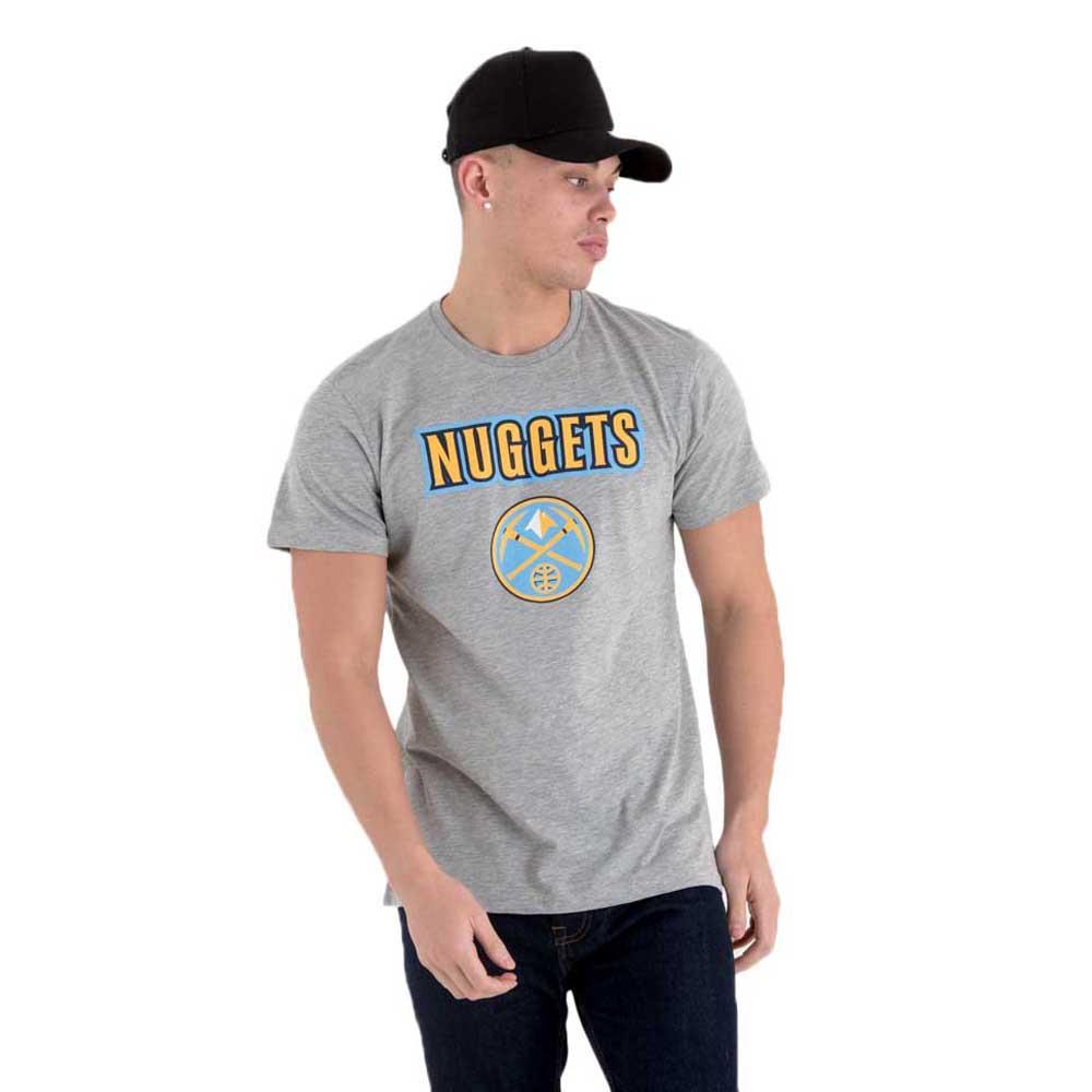 New Era Team Logo Denver Nuggets L Grey