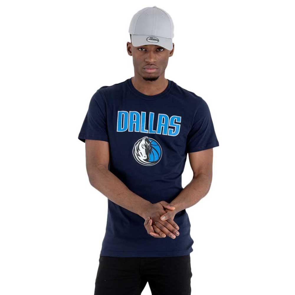 New Era Team Logo Dallas Mavericks M Blue