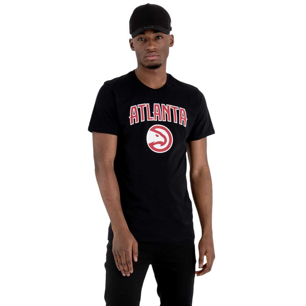 New Era Team Logo Atlanta Hawks S Black