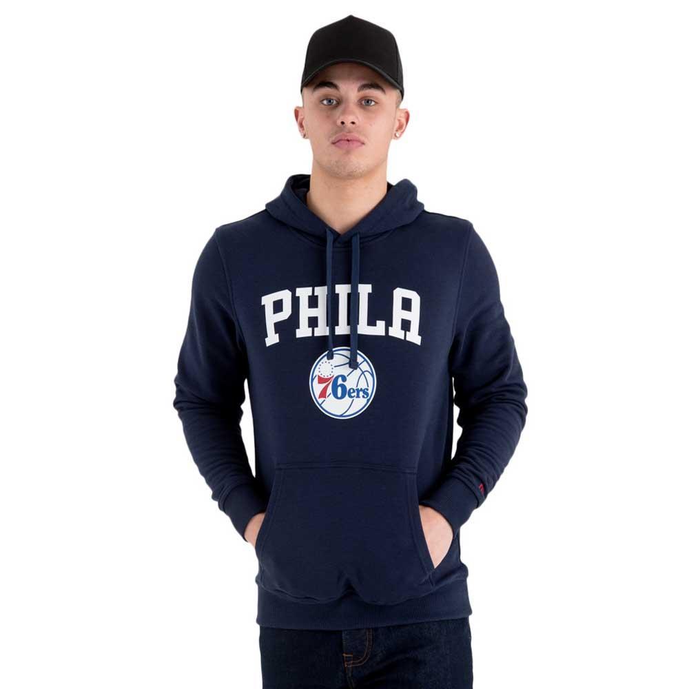 New Era Team Logo Po Hoody Philadelphia 76ers XXL Blue