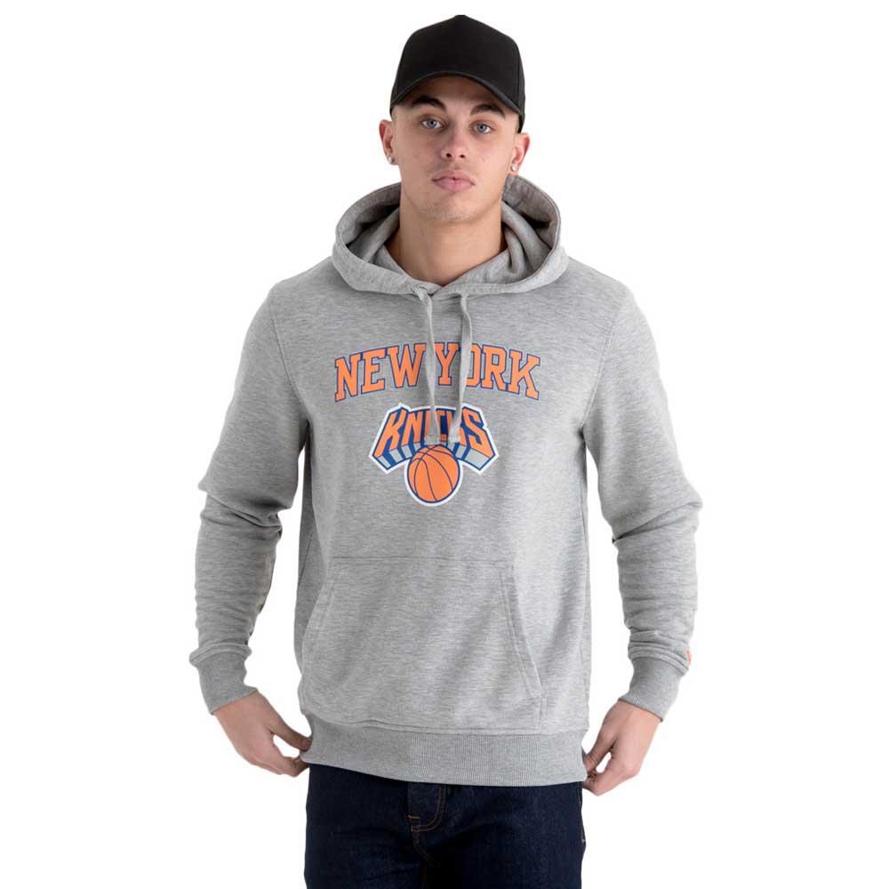 New Era Team Logo Po Hoody New York Knicks XXL Grey
