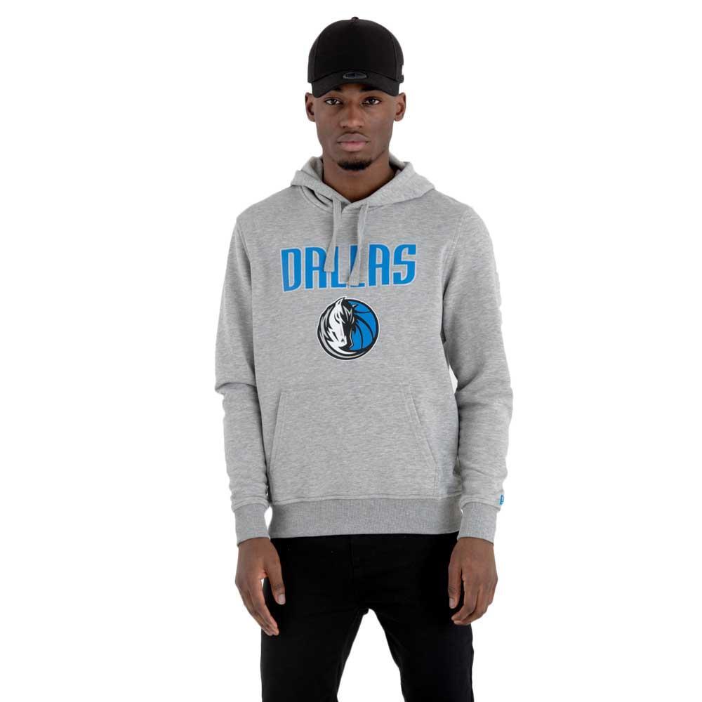 New Era Team Logo Po Hoody Dallas Mavericks XL Grey