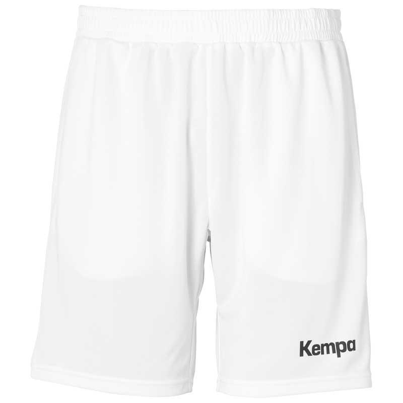Kempa Short Logo 116 cm White