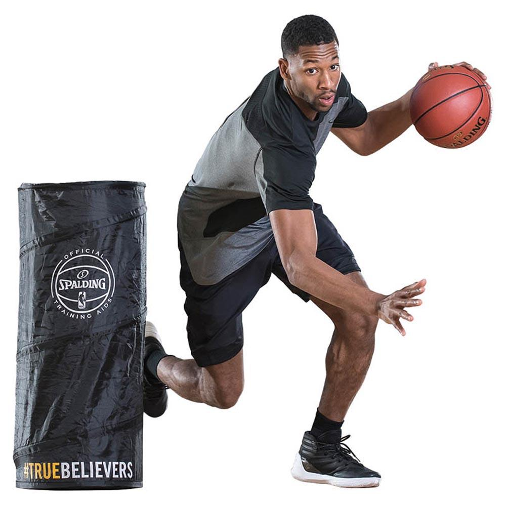 Spalding Pop Up Guard One Size Black