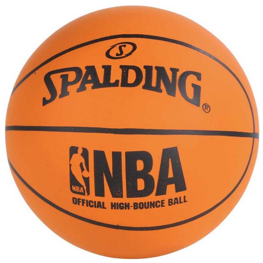 Spalding Ballon Basketball Nba Spaldeens Game Ball 24 Unités One Size Orange