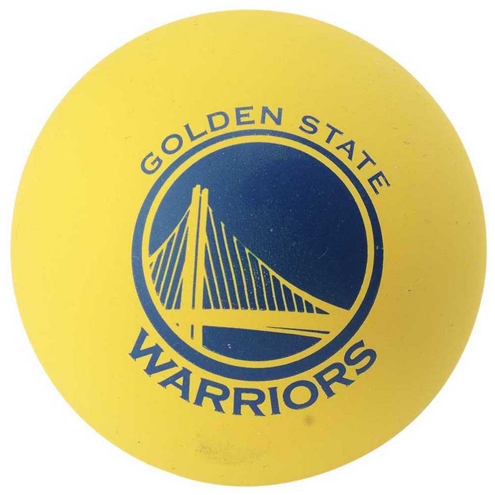 Spalding Nba Spaldeens Golden State Warriors Pack 24 Units One Size Yellow
