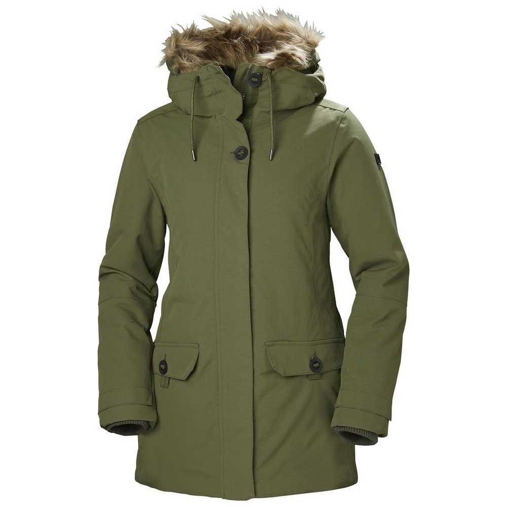 Helly Svalbard Femme Parka Hansen Vêtements Sports Vestes 2 Fr5qFn0z7