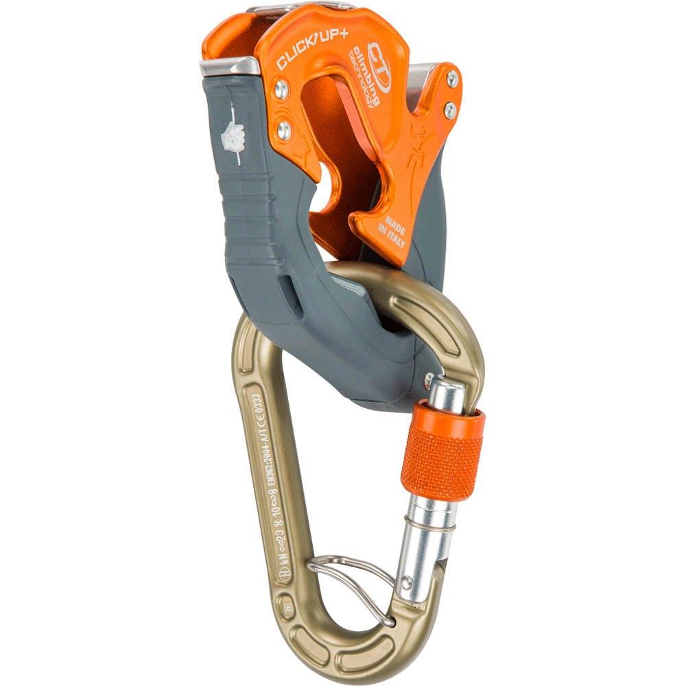 Climbing Technology Click Up Kit + 8.5-11 mm Orange