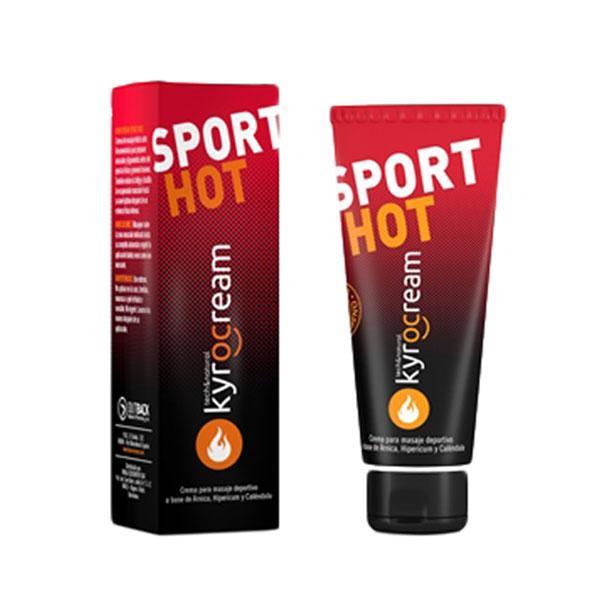 Kyrocream Sport Hot 120 ml