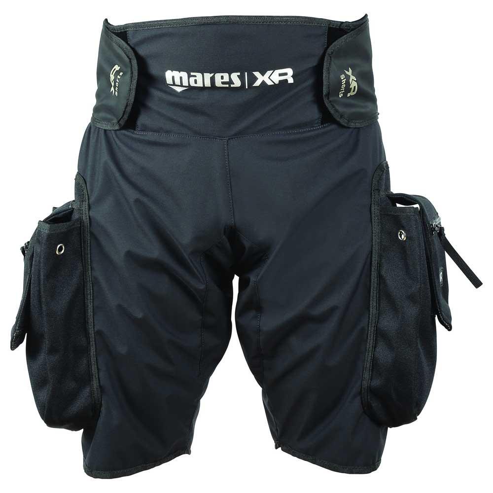 Mares Xr Tek Short XL Black Zubehör und Ersatzteile Xr Tek Short