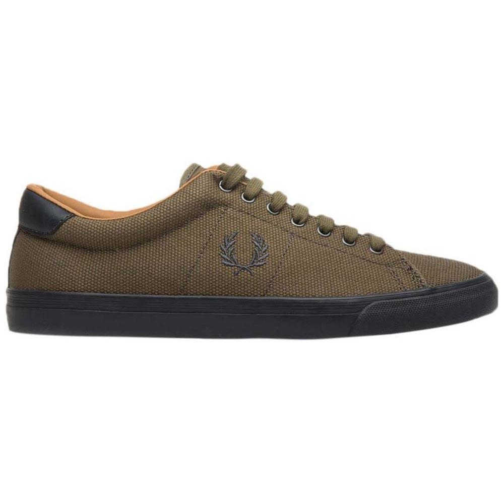 Fred Perry Canvas Underspin Heavy Waxed Canvas Perry e2147d