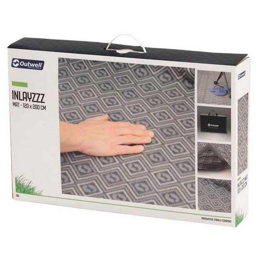 Outwell Inlayzzz 200x160 Cm Black , Protecteurs Outwell Outwell Outwell , montagne , Tentes ac4ac0