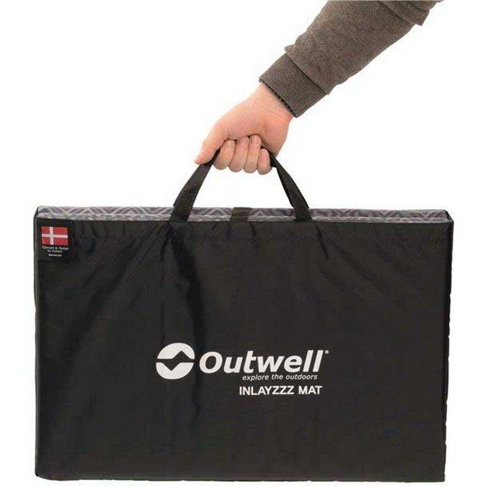 Outwell 3 3 3 Layer Insulated Carpet Nevada Sp Black , Protecteurs Outwell , Tentes 080dc6