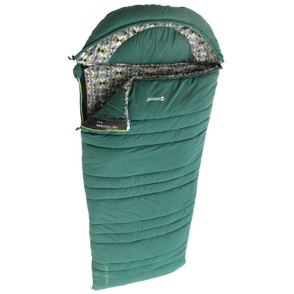 Outwell Camper Supreme -9 -9 -9 Vert , Sacs de couchage Outwell , montagne c65850