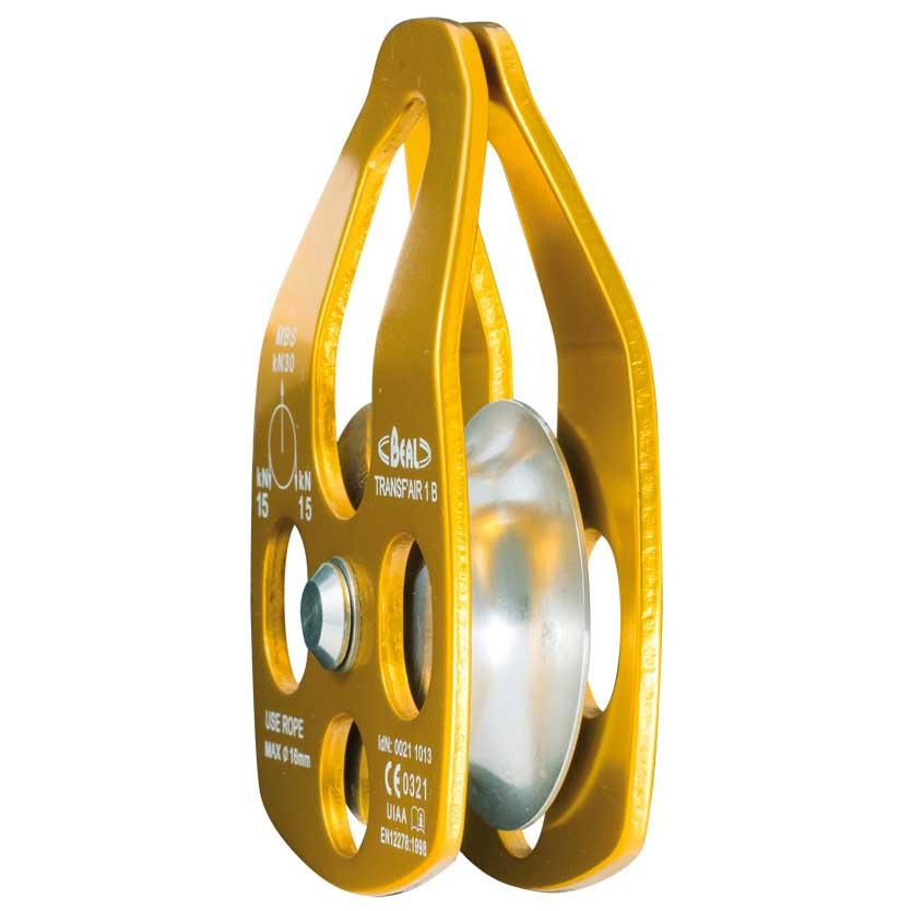 Beal Transf´air 1 One Size Yellow