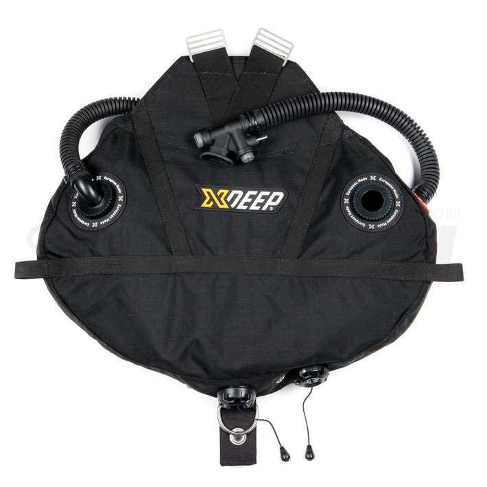 Xdeep Stealth 2.0 Rec Rb Wing Black Einzelteile Stealth 2.0 Rec Rb Wing