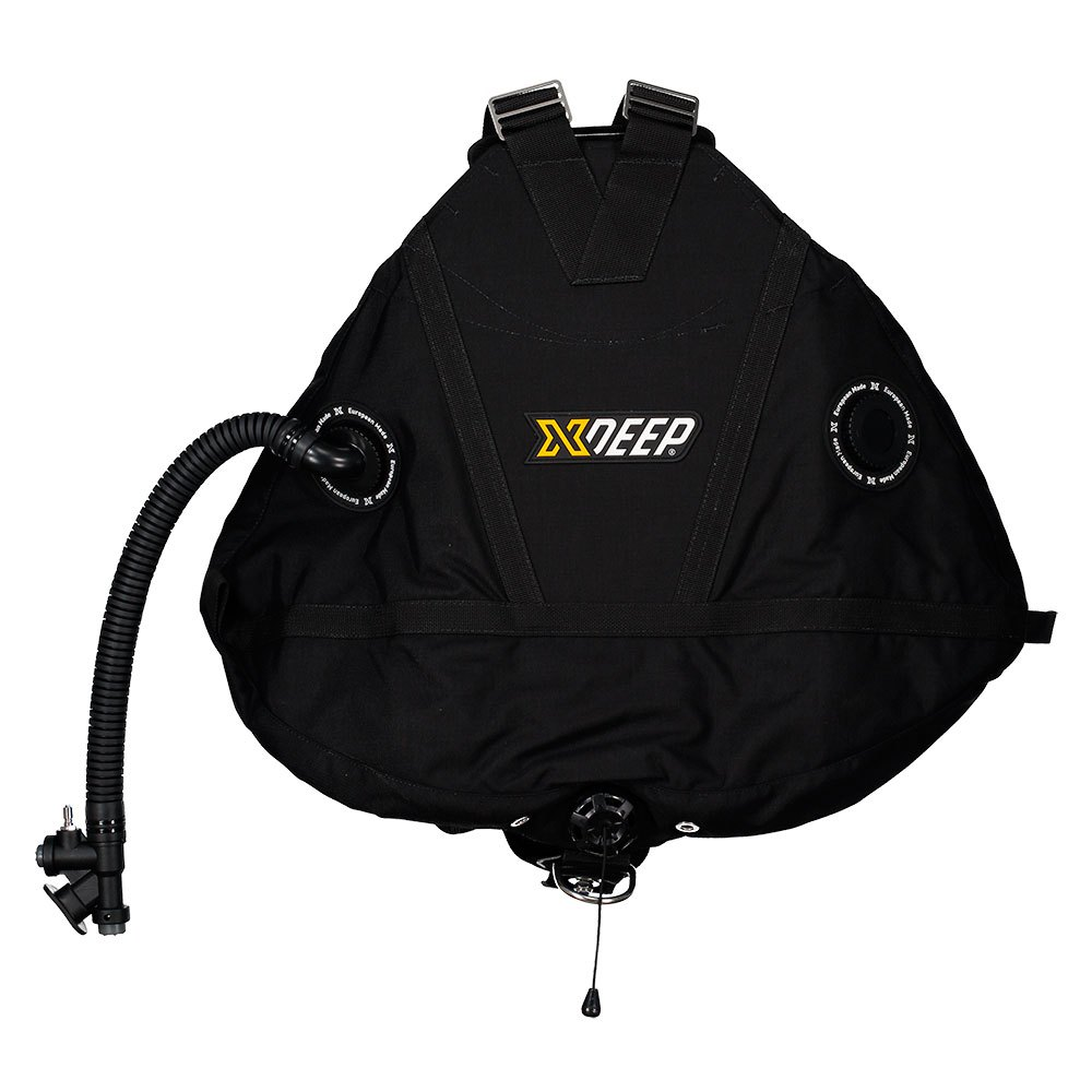 Xdeep Stealth 2.0 Tec Setup Tarierjacket Black Westen Stealth 2.0 Tec Setup Tarierjacket