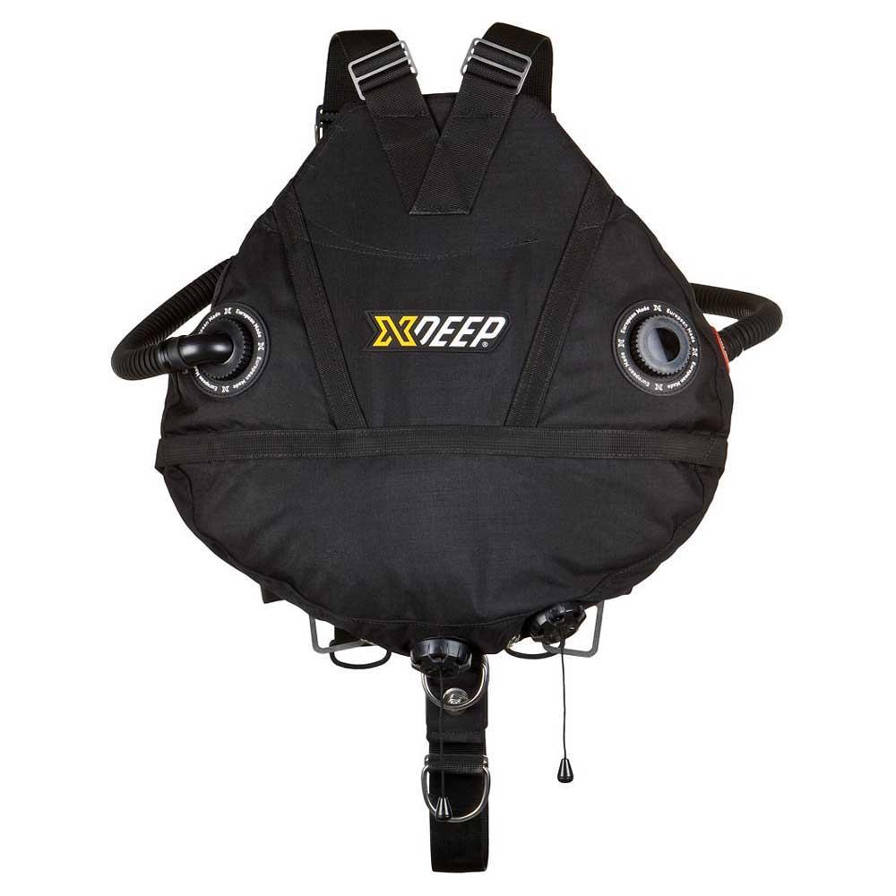 Dive Supply Xdeep Stealth 2.0 Rec Setup Rb M Black