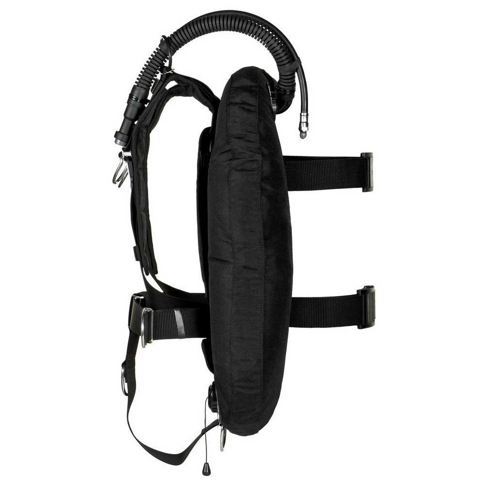 Westen Zeos 38 Comfort Set Alu Ohne Gewichtstaschen Tarierjacket