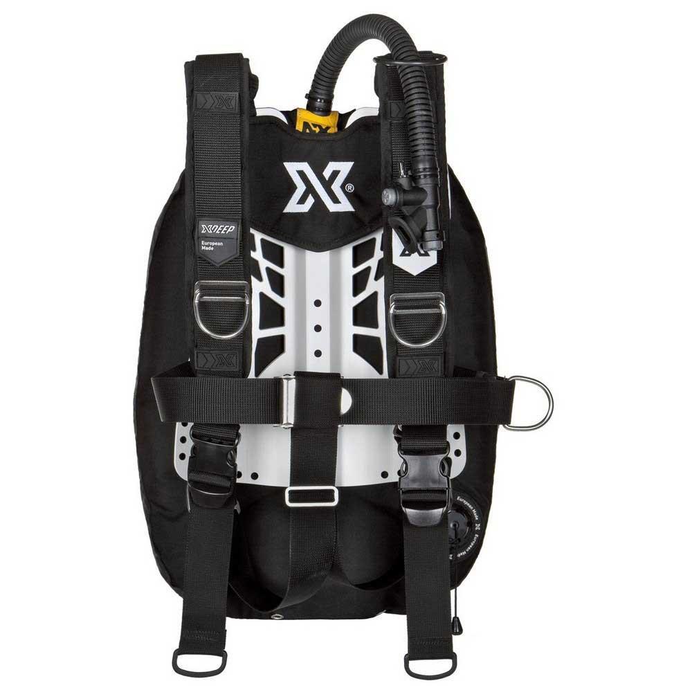 Xdeep Zen Deluxe Set Gewichtstaschen Tarierjacket Aluminum Westen Zen Deluxe Set L Gewichtstaschen Tarierjacket