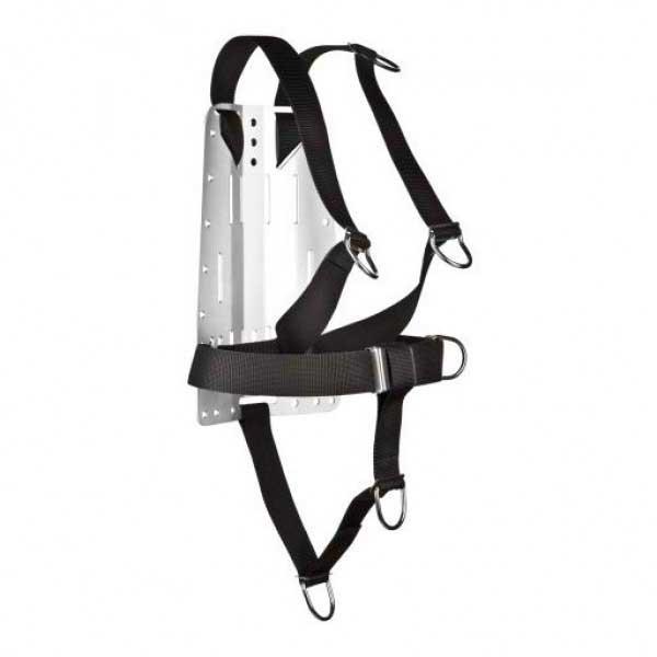 Xdeep Tecsx Harness Dir Ss Backplate Einzelteile Tecsx Harness Dir Ss Backplate
